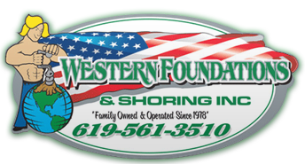 Western Foundations & Shoring Inc.