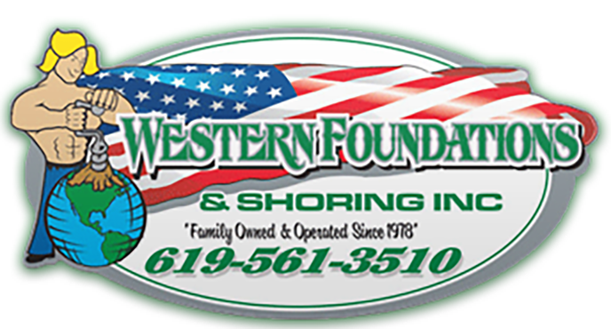 Western Foundations & Shoring Inc., Lakeside, CA